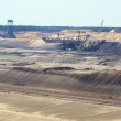 Stock Photo: Open pit Welzow 07