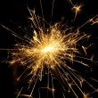 Stock Photo: Sparkler 05