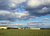 Biogas plant 47 — Stock Photo