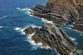 Cabo sardão costa 02 — Foto de Stock