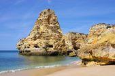 Algarve beach — Foto Stock