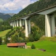 Brenner motorway — Stock Photo #22990674