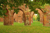 Greifswald Abbey — Stock Photo