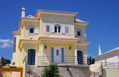 House mediterranean — Stock Photo
