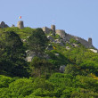 Sintra Moors castle - Stock Photo