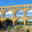 Pont du Gard — Stock Photo #23850265