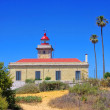 Ponta da Pidade lighthouse  — Stock Photo