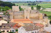 тригерос-дель-валье замок — Стоковое фото