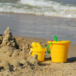 Beach toy — Stock Photo #24892169