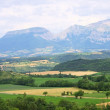 Massif Taillefer French Alps — Stock Photo