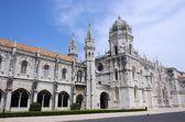 Lisbon Jeronimos Monastery — Stock Photo