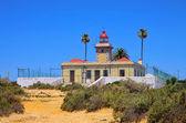 Ponta da Pidade lighthouse — Stock Photo