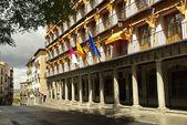 Toledo city hall — Stock Photo