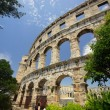 Stock Photo: Attraction - Pula