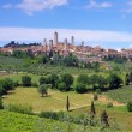 San Gimignano — Stock Photo #29526757