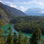 Zugspitze — Stock Photo