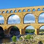 Pont du Gard 40 — Stock Photo