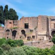 Stock Photo: Rome Terme di Massenzio 03