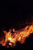 Walpurgis Night bonfire 88 — Stock Photo