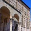 Perugia cathedral — Stock Photo