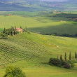 Tuscany house — Stock Photo