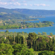 Stock Photo: Lago di Bolsena