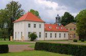 Igreja do palácio lauchhammer — Foto Stock