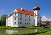 Palacio hohenkammer — Foto de Stock