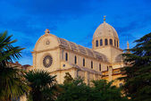 Sibenik Cathedral — Stock Photo