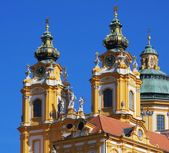 Melk - a town in Lower Austria — Stock Photo