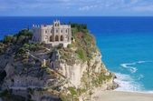 Church in Tropea — Stock Photo