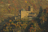 Burg katz castle germany — Stock Photo