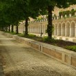 Stock Photo: Aranjuez Plazde SAntonio