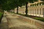 Aranjuez Plaza de San Antonio — Stock Photo