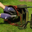 Lawn mower — Stockfoto