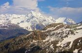 Bernina Range — Stock Photo