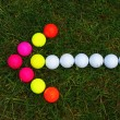 Stock fotografie: Golf ball
