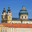 Foto Stock: Melk Abbey
