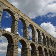 Segovia Aqueduct  — Stock Photo