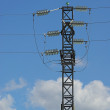 Electrical tower — Stock Photo #34379263