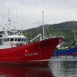 Getaria fishing cutter  — Stockfoto
