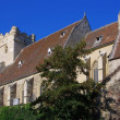 Stock Photo: Sankt Michael fortified church