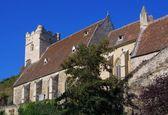 Bir sankt michael müstahkem kilisesi — Stok fotoğraf