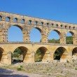 Pont du Gard — Stock Photo #35024515
