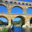 Pont du Gard — Stock Photo #35126173