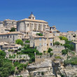 Stock Photo: Gord - commune in French department of Provence