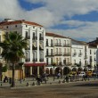 Stock Photo: Caceres - city and municipality in Spain