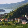 Spitz in Wachau — Stock Photo