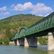 Stock Photo: Wachau Danube bridge