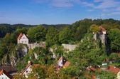Betzenstein - city in Germany — Stock Photo